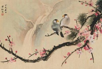 Guohua – chińskie malowanie kolory wody i tuszu. Chińskich artystów. Nauka malowania
