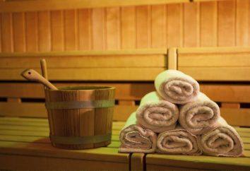 Top 4: sauna w Gatchinie