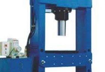 pressa idraulica – dal concetto alla potenza di 1.000 tonnellate
