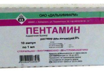 """""""Pentamin"""": Bedienungsanleitung, Bewertungen, Empfehlungen"""