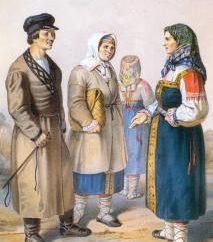 Izhora (osób): Tło i historia