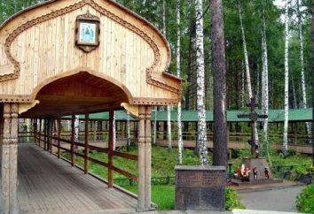 Ganina Yama (Ekaterinburg): como chegar lá. Site e excursões