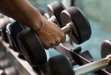 Welche Wirkung gegeben Übungen mit Gewichten? Das Ergebnis des Widerstandstrainings ist das?