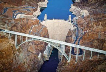 Diga di Hoover. Hoover Dam negli Stati Uniti: storia della costruzione, descrizione, foto