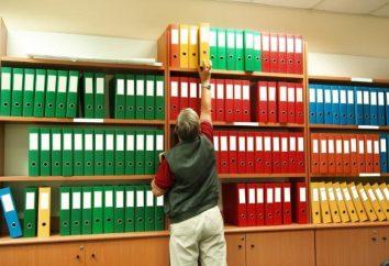 Fundamentos da organização: documentos organizacionais