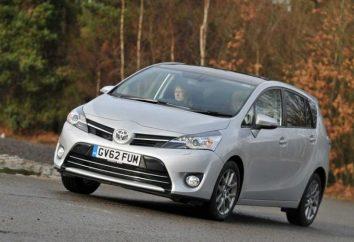 """""""Verso Toyota"""" – minivan dla szczęśliwej rodziny!"""