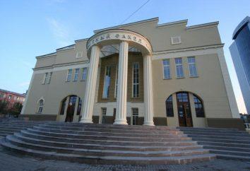 """Teatr """"Red Torch"""" (Nowosybirsk): historia, opinie"""
