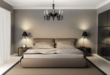 Layout des Schlafzimmers: Wir ordnen einen Schlafplatz richtig