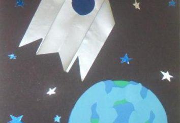 Applications astronautique jour – avant dans l'espace!