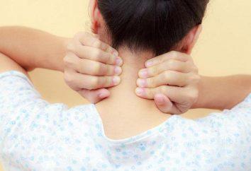 Les attaques de panique avec ostéochondrose cervicale: symptômes, traitement