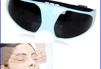 L'efficacité de l'appareil de massage sur les yeux. massage acupuncture magnétique pour les yeux. Le prix, les médecins réels