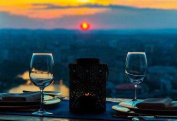 """Restauracja """"Panorama"""", Ekaterinburg: przegląd, opis, menu i referencje gości"""