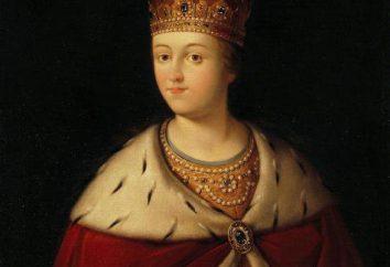 Sofia, la principessa: biografia, foto, durante il regno