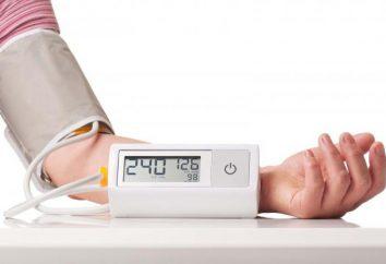Niebezpieczne wysokie ciśnienie krwi i dlaczego?