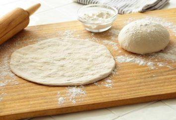 Scarico impasto: come fare? Dessert a prova di scarico. impasto di scarico per strudel: la ricetta con una foto