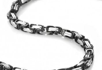 Herren-Silber-Kette – das Original und stilvolle Dekoration