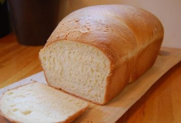 Piec biały chleb w domu