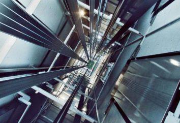 Warunki korzystania z windy z automatycznymi drzwiami