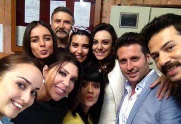 """Engin Akyürek – wspaniały aktor. """"Brudne pieniądze i miłość"""": twórców, aktorów, fabuła"""