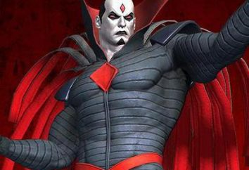"Supervillain Sinister ( ""Marvel"")"