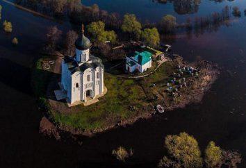 Świątynia na Nerl (Bogolyubovo, Vladimir region): opis, historia i zdjęcia