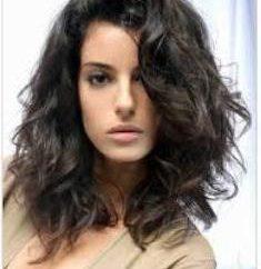 Lässige Frisuren für mittleres Haar