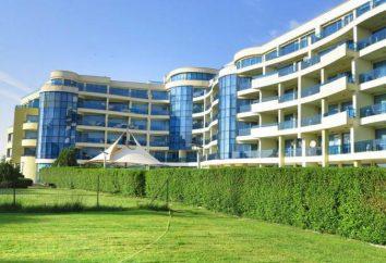 Marina Holiday Club 4 * (Bulgarie, Pomorie): infrastructures de l'hôtel, la description des chambres, des services, des critiques