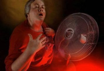 Uderzenia gorąca w okresie menopauzy: co to jest? Objawy i leczenie