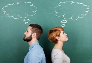 Les mots de la sagesse sur la relation de l'homme et la femme: une intéressante collection
