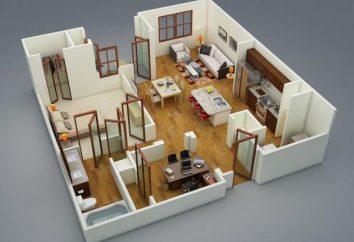 Maison 7 sur 7: la planification, les caractéristiques de conception