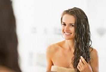 """Maske für die Haare """"Estel"""". Die wichtigsten Arten, Bewertungen Kosmetikerinnen"""