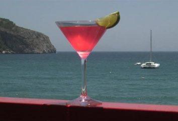 Bacardi Rum. Cocktails basato su di esso