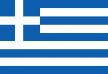 Greece flag: storia e il significato. Come funziona la bandiera greca?