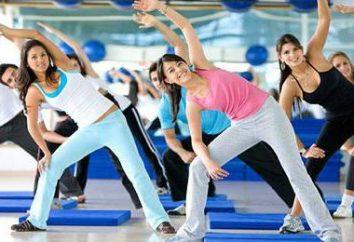 Fitnesscenter: Bewertungen, Adressen, Trainer, Ausbilder
