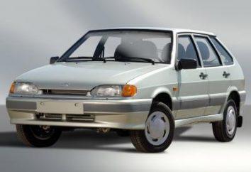 """VAZ-21140 – nowy wygląd starych """"dziewięciu"""""""
