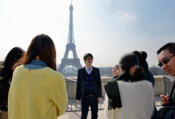Paris Syndrome. Les troubles mentaux à visiter japonais France