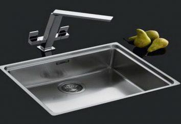 Franke – nettoyage, décoration de la cuisine