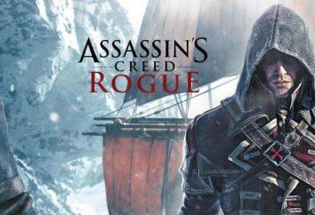 Assassins Creed Rogue: solucja w języku rosyjskim (pełne)