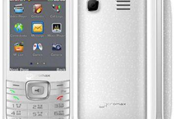 Telefon komórkowy Micromax X352: opinie, opisy, specyfikacje i opinie właścicieli