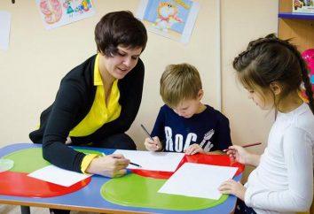 A maioria dos jardins de infância privados Belgorod