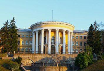 Octobre Palais (Kiev): l'histoire et l'architecture
