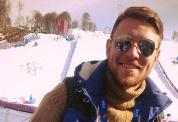 Dmitry Shnyakin (comentarista): biografía