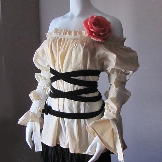 reputable site f8e9c 9d70b Come cucire una camicia in stile rustico?