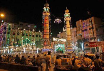 O que surpreendeu atrevido turístico Karachi (Paquistão)?