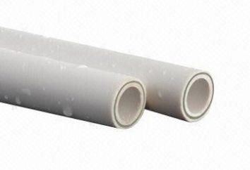 tubos de polipropileno reforçado com fibras: Composição, vantagens e aplicações do material