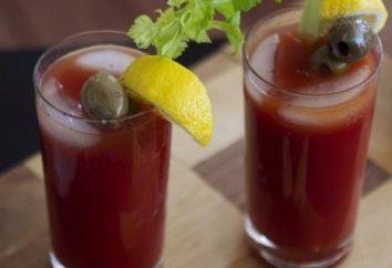 """""""Bloody Mary"""": Ricetta cocktail e la tecnologia di miscelazione"""