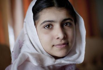 Słynny Malala Yousafzai?