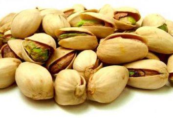 Nützliche Produkte: Kalorien Pistazien