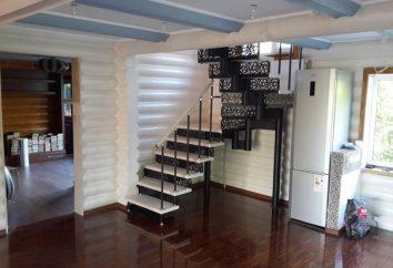 Zalety schodów modułowych