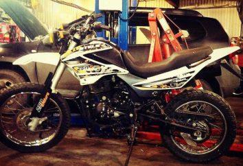 Stels 250 Enduro: przegląd motocykla